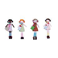 Joana, Ana, Rita e Zaia