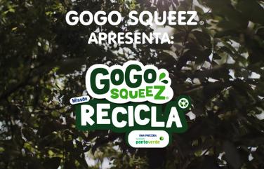 """GoGo squeeZ Missão Recicla oferece """"Cabana de Brincar"""" à Casa Ronald McDonald do Porto"""